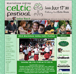 Blackstone Valley Celtic Festival